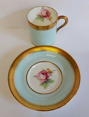 £24.99 • Buy Paragon H M The Queen & Hm Queen Mary Fine Bone China Coffee Cup & Saucer.