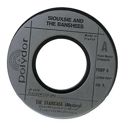 £3.99 • Buy Siouxsie And The Banshees - The Staircase (Mystery) - 7  Vinyl Record Single