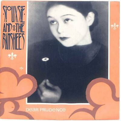 £7.99 • Buy Siouxsie And The Banshees - Dear Prudence - 7  Vinyl Record Single