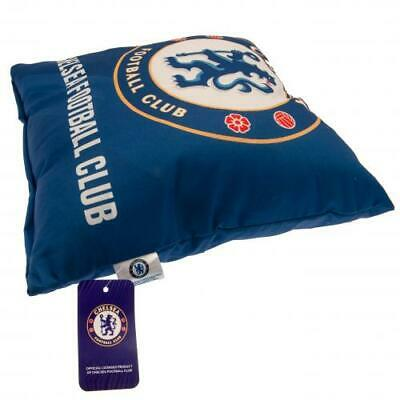 £12.95 • Buy Chelsea FC Crest Square Cushion 40 X 40 Cm Pillow For Sofa Chair New Xmas Gift