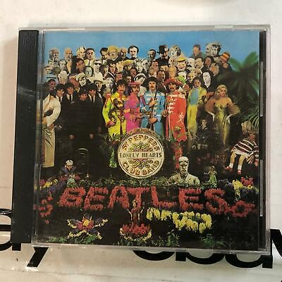 £4.21 • Buy The Beatles Sgt. Pepper's Lonely Hearts Club Band Music Audio Compact Disc CD47