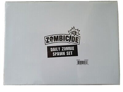 £25 • Buy Zombicide 2nd Edition Daily Zombie Spawn Set Kickstarter Exclusive