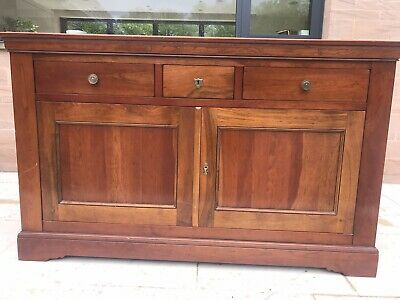 £101 • Buy Hand Made French Cherry Wood Sideboard Cabinet