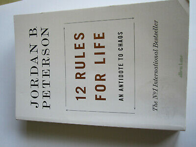 AU10.68 • Buy 12 Rules For LIfe: An Antidote To Chaos By Jordan Peterson