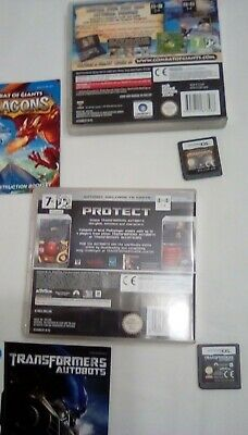 £5 • Buy Transformers Autobots & Combat Of Giants Dragons Ds