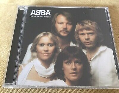 £5.99 • Buy ABBA - Definitive Collection (2001)