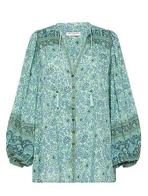AU153.75 • Buy Spell And The Gypsy Collective Sundown Blouse SzXXL
