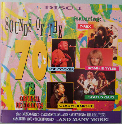 £7.18 • Buy Various Sounds Of The 70's CD .7294.