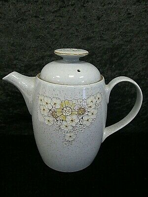 £22.99 • Buy DENBY Reflections Coffee Pot Handcrafted Stoneware Ex Condition (W1)
