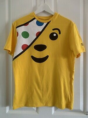 £2.99 • Buy Ladies Pudsey Children In Need Top Size Large