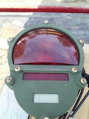 $100 • Buy Military Vehicle Trailer Composite Tail Lights M151a2 M1151 M416 M101 M1152 M998