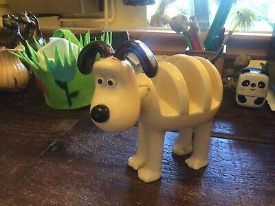 £3.30 • Buy Enesco Gromit Toast Rack Wallace And Gromit Aardman Animations (Some Damage)