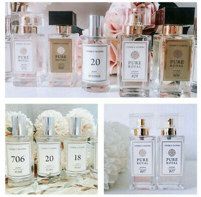£16.99 • Buy FM Pure Fragrance Perfume Scents 50ml 📦 Fast & Free Shipping 📦