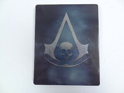 £28.81 • Buy Xbox One Assassin's Creed Black Flag Game In Steelbook Edition W/ Soundtrack NEW