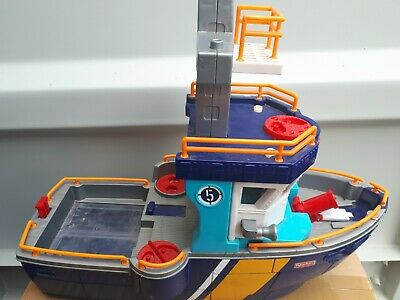 £5 • Buy Imaginext Fisher Price Ocean Boat Ship, Boat Only Played With Condition