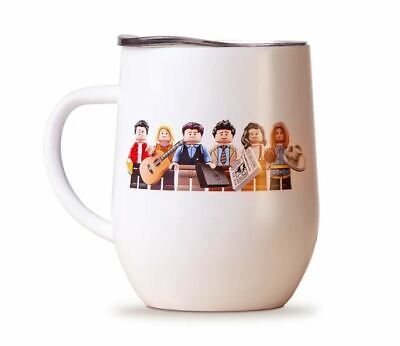 $39.95 • Buy Brand New - LEGO Friends TV Series Central Perk Coffee Mug Cup Limited Edition