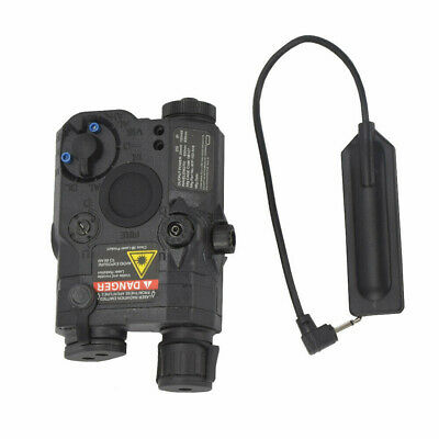 £36.99 • Buy Tactical PEQ-15 Red Laser White Light Device LED Flashlight IR ATPIAL Airsoft