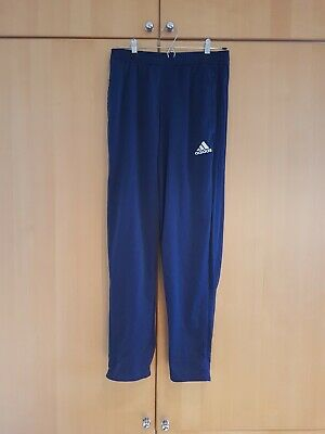 £11.99 • Buy Adidas Tiro Blue Tracksuit Bottoms Mens Size M - GREAT CONDITION