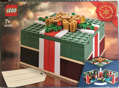 £9.50 • Buy Lego - Limited Edition - Buildable Holiday Present Complete Set (40292)
