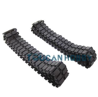 $9.99 • Buy US Stock RC HengLong 1/16 Scale Plastic Tracks For USA Abrams M1A2 3918 Tank