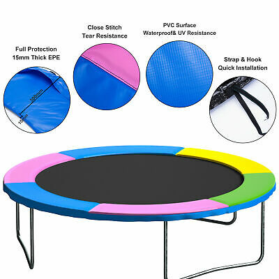 £39.99 • Buy Trampoline Replacement Padding Pad Safety Net Enclosure Spring Cove10 FT
