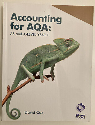 £3.50 • Buy Accounting For AQA  AS And A Level Year 1 Aqa Accounting, ,  Paperback