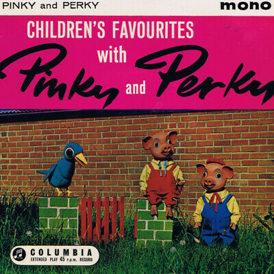 £12.53 • Buy Pinky  Perky Children's Favourites With Pinky And Perky Vinyl 7 .34.