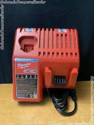 $32.98 • Buy Milwaukee 48-59-1812 M12 / M18 Lithium Ion Battery Charger