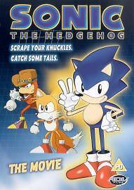 £39.99 • Buy Sonic The Hedgehog - The Animated Movie (DVD, 2003) (Brand New, Sealed)