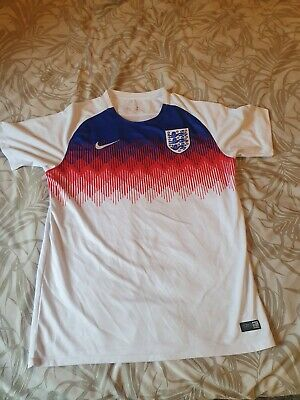 £22 • Buy England World Cup 2018 Training Top Football Shirt Large Used Good Condition