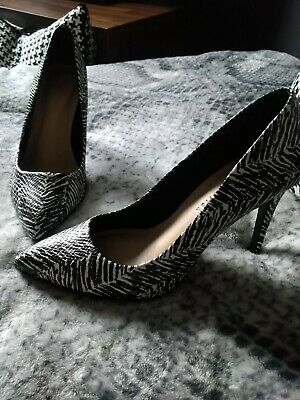 £5 • Buy Marks And Spencer Zebra Print Women's Shoes UK SIZE 5