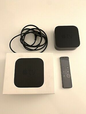 AU61.47 • Buy Apple TV (5th Generation) 4K HDR 64GB GOOD CONDITION