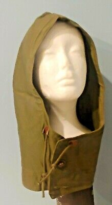 $16.99 • Buy WW2 US Military Hood For M-1943 Jacket Size Small