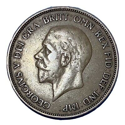 £0.99 • Buy George V  1936 One Penny (1280)