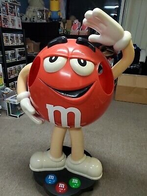 $120 • Buy M&M Red Candy Character Store Display 36  Tall (Great Condition)  PICK UP ONLY!!