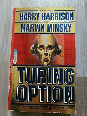 £7.24 • Buy The Turing Option By Harry Harrison, Marvin Minsky (1993, Paperback)