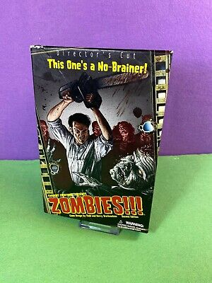 £7.24 • Buy Twilight Creations Zombies!!! Game 2nd Edition Directors Cut Board Game Complete