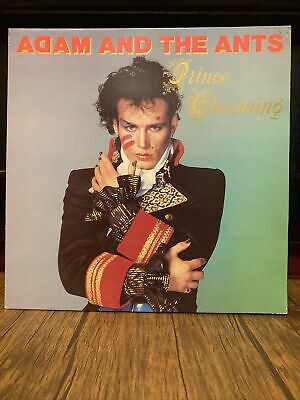 """£9.99 • Buy Adam And The Ants """"prince Charming"""" Gatefold  12 Inch Vinyl Lp Record  Ex/ex"""