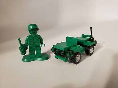 £3.35 • Buy Lego Toy Story 3 Army Jeep Polybag (30071) - COMPLETE!!