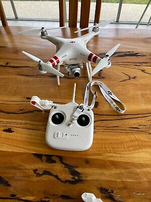 AU180 • Buy DJI Phantom 3 Standard Drone All In Working Condition, Including Carry Bag.