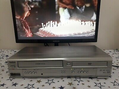 £29.99 • Buy Symphonic Funai UDV660 DVD VCR - 4 Head Combination Player/Recorder - Tested