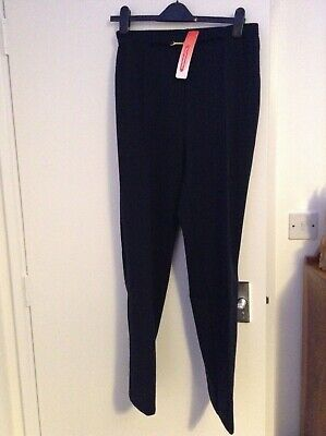 £20 • Buy Damart Thermal Trousers, Elasticated Waist, Size 14, Navy ,thermolactyl, BNWT