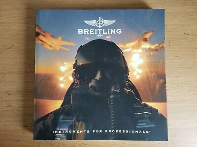 £5 • Buy Breitling Watch Catalogue Instruments For Professionals