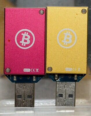 AU113.58 • Buy ASIC USB Block Erupter Bitcoin Miner 330 MH/s Sapphire - QTY 1