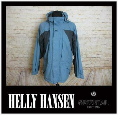 """$69.52 • Buy Helly Hanson Mens Hooded Jacket  Size M 42/44"""" Chest / Ref 3334"""