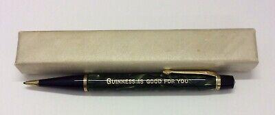 £45.50 • Buy Vintage/Rare Mechanical Conway Stewart Pencil 'Guinness Is Good For You' Boxed