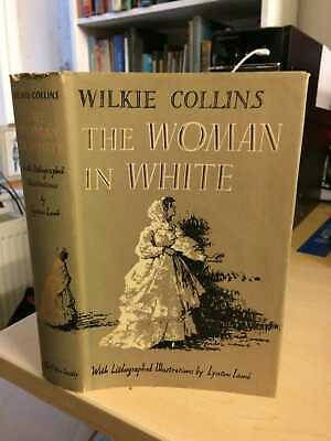 £20 • Buy Wilkie Collins: The Woman In White 1956 HB
