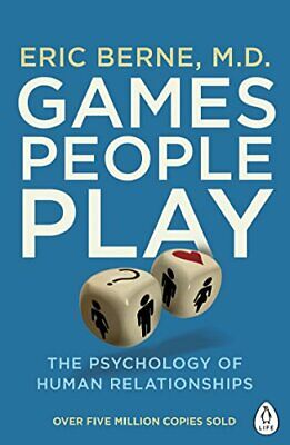 £10.06 • Buy Games People Play: The Psychology Of Human Relationships