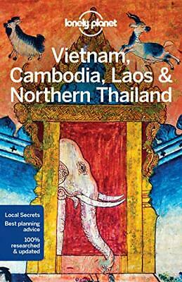 £15.43 • Buy Lonely Planet Vietnam, Cambodia, Laos & Northern Thailand