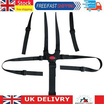 £5.83 • Buy Baby 5 Point Harness Safe Belt Seat Belts For Stroller High Chair